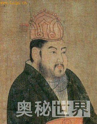 隋炀帝杨广