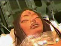 NASA从月球带回远古飞船残骸和三眼女尸(图)