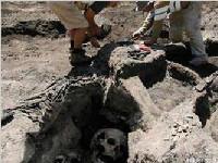 外星人证据:30件逆天的古物之巨人骨架