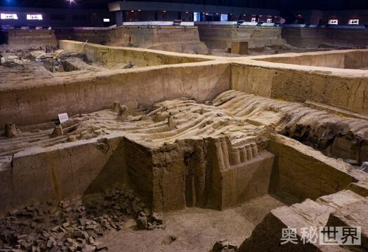 秦始皇 陵墓