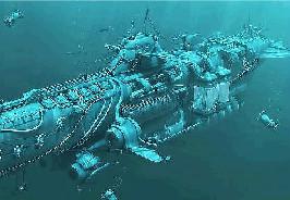 神出鬼没USO幽灵潜艇大揭秘