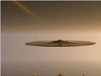 德州发现巨大三角翼不明飞行物(图)