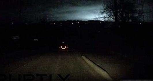 俄罗斯UFO坠毁事件最新消息
