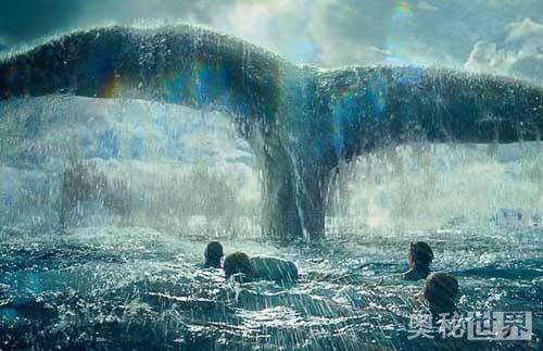 梅尔维尔鲸,盘点侏罗纪巨怪