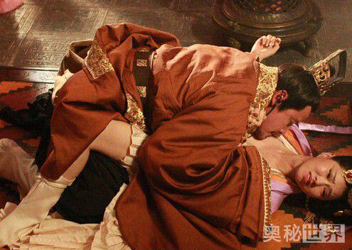 古代妃子真实照片,心疼皇帝一百下图片